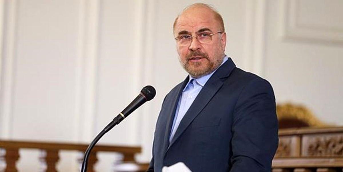 رئیس مجلس به کردستان سفر می کند