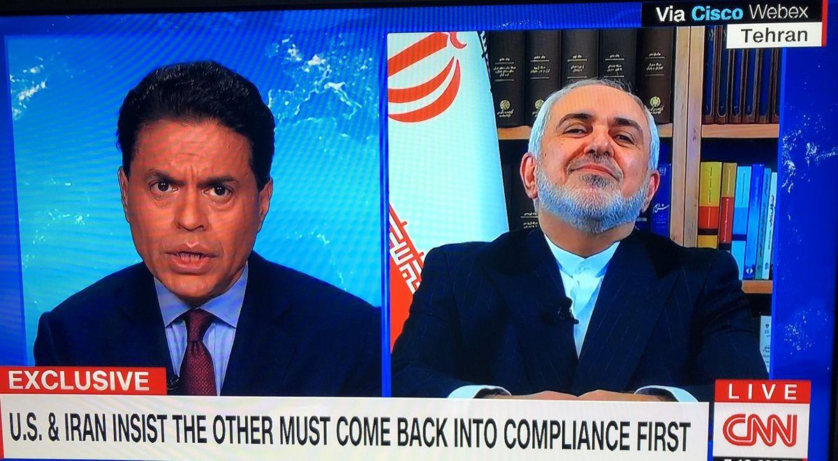 ظریف: ایران هیچ گاه از برجام خارج نشده است