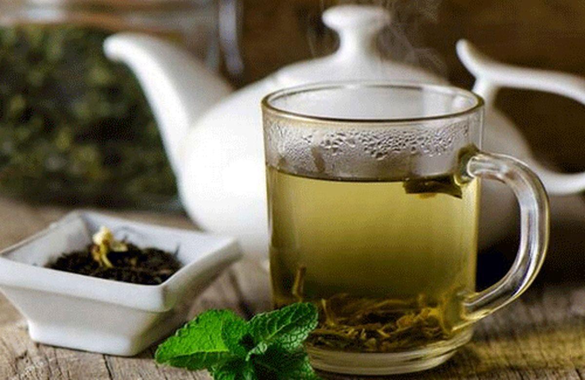 چای سبز بخورید کرونا نگیرید