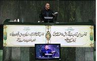 انتقاد زاکانی از دولت در صحن مجلس