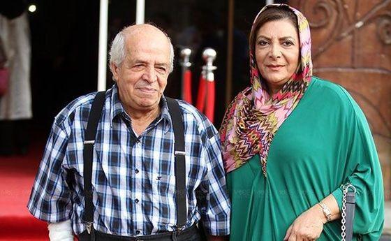 عاشقانه های مهوش وقاری بعد از فوت محسن قاضیمرادی/ ویدئو