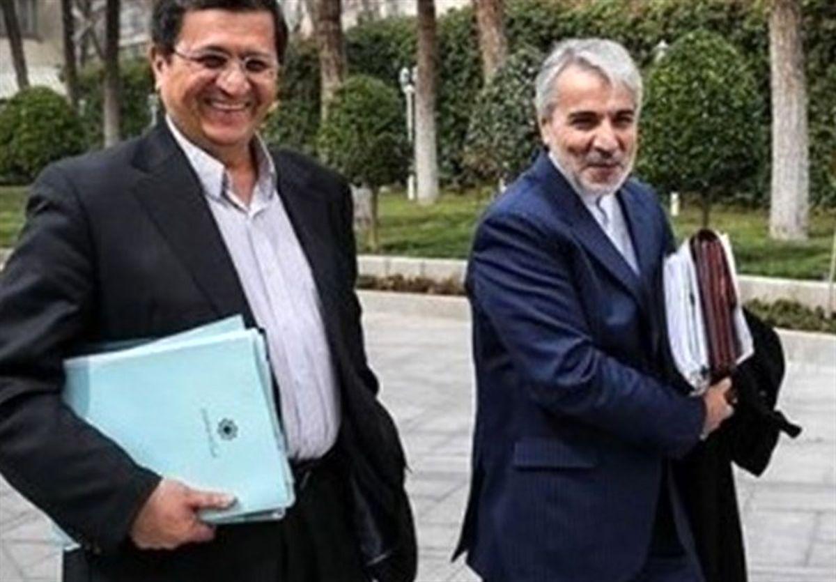همتی: بانک مرکزی هیچگاه به دولت بدهکار نبوده است و نخواهد شد