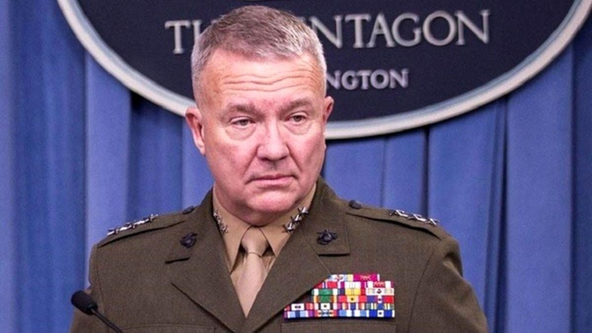 ادعای تکراری فرمانده سنتکام علیه ایران