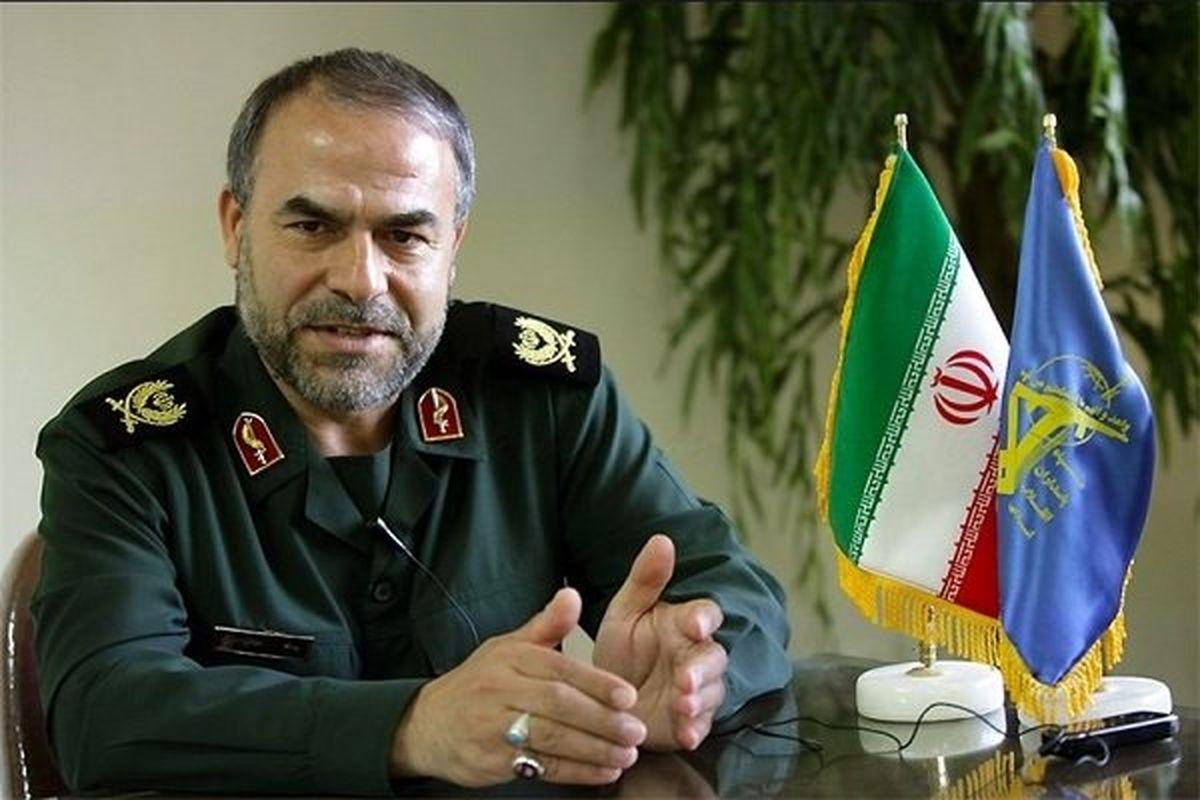 سردار جوانی: نیروهای مسلح توطئههای منطقهای را خنثی میکنند