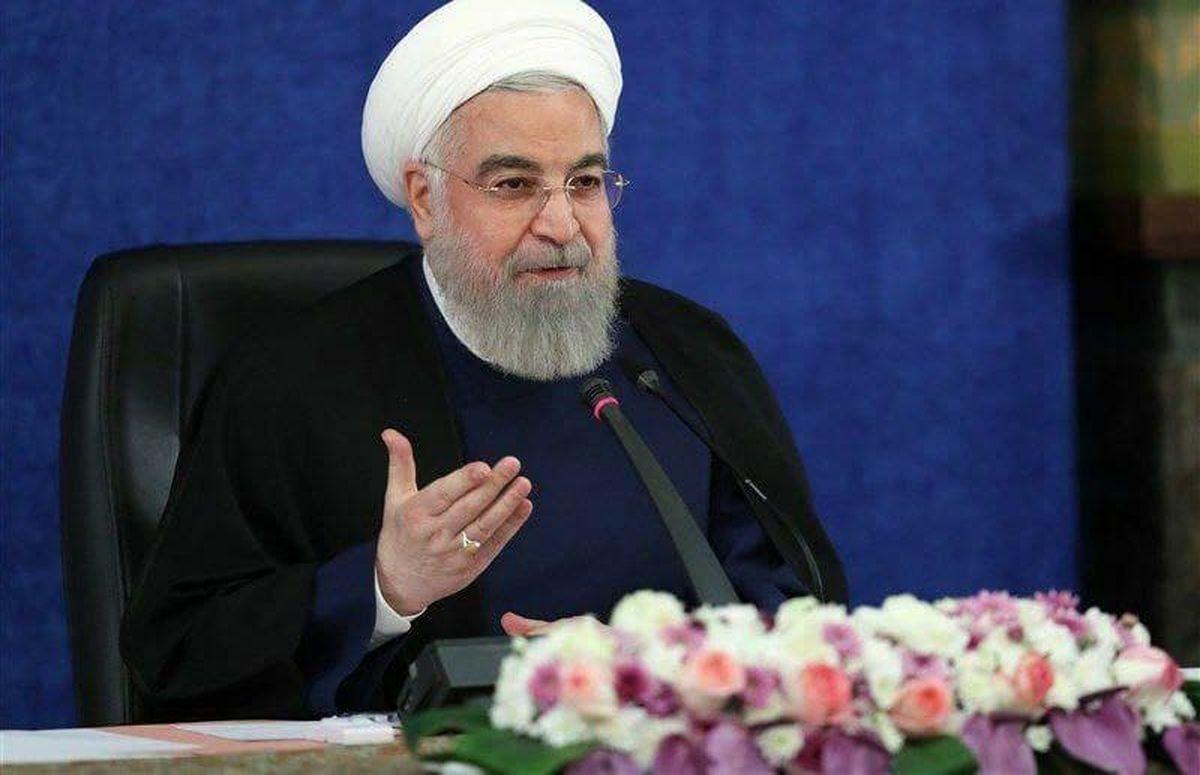 روحانی: برگزاری مراسم در مناطق نارنجی و قرمز در رمضان ممنوع است