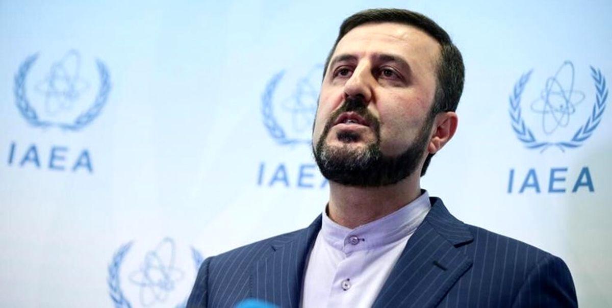 واکنش نماینده ایران در آژانس به حادثه نطنز