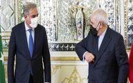 توئیت ظریف پس از دیدار با  همتای پاکستانی اش
