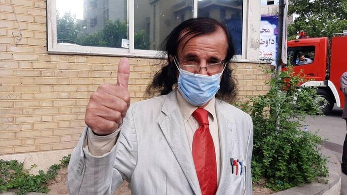 تصاویر:  عجیبترین داوطلبان ریاست جمهوری در آخرین روز ثبتنام