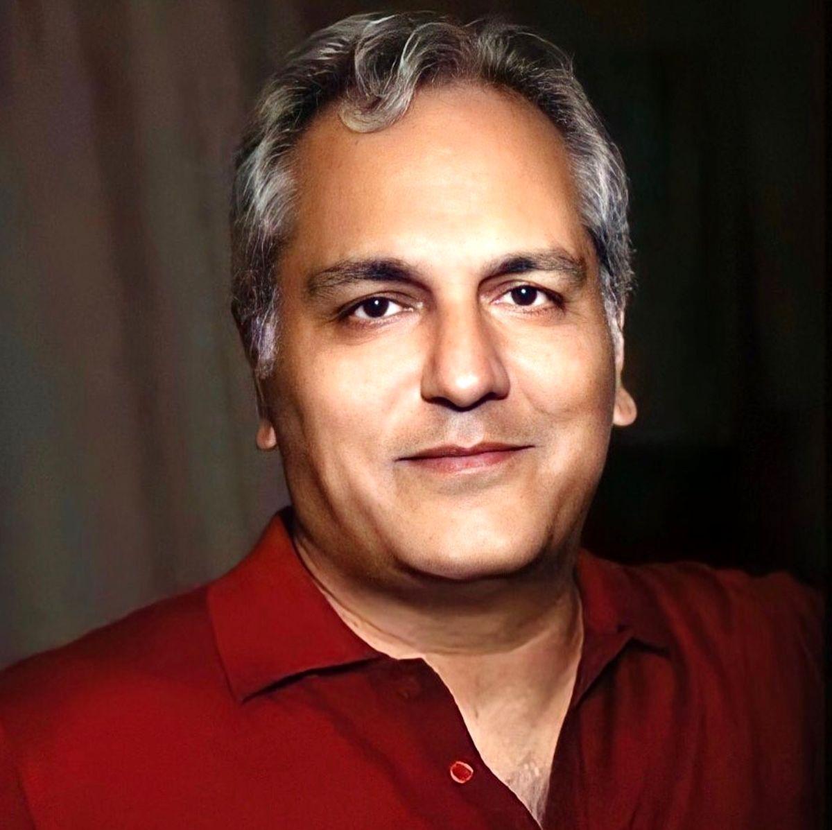 عصبانیت مهران مدیری در برنامه زنده