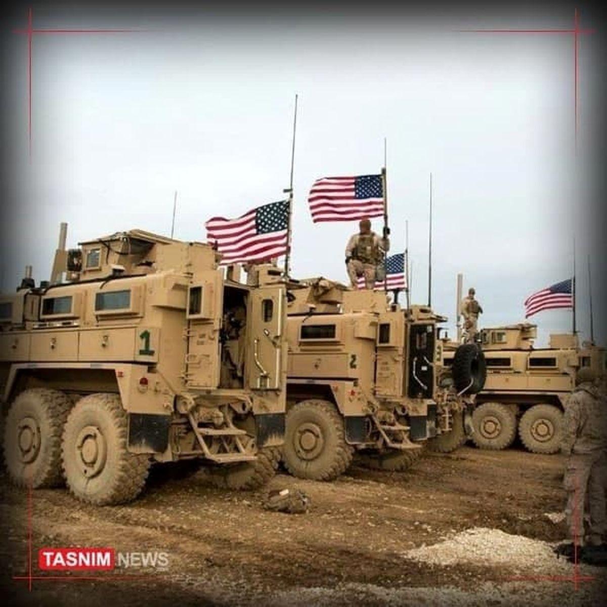 حمله جدید به کاروان نظامیان آمریکایی در عراق