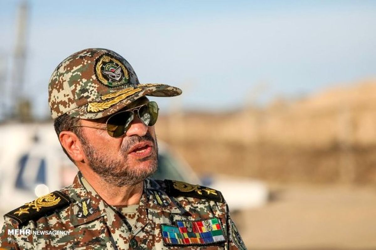 امیر صباحیفرد: قدرت دفاعی ما برای ملت پشتوانه امنیت است