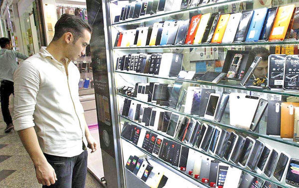 ریزش شدید قیمتها در بازار موبایل
