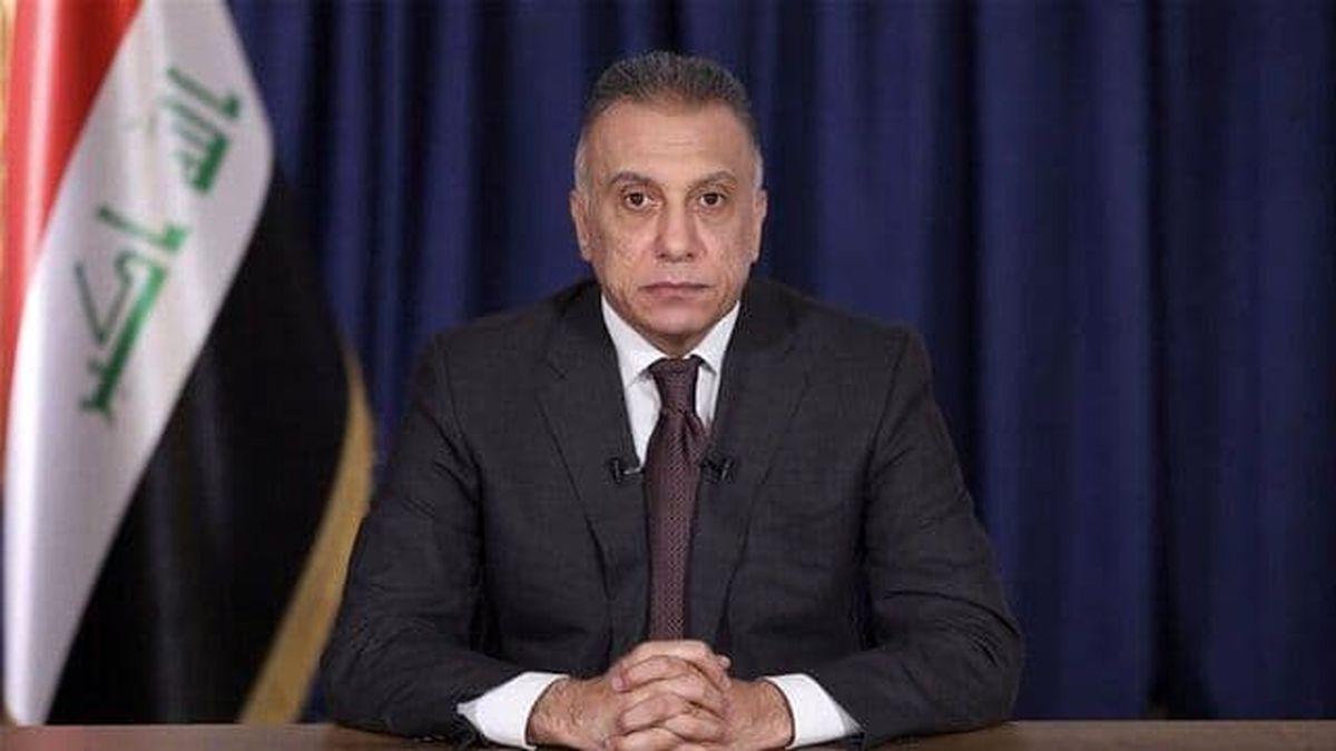 الکاظمی: به روابطمان با ایران و عربستان افتخار میکنیم