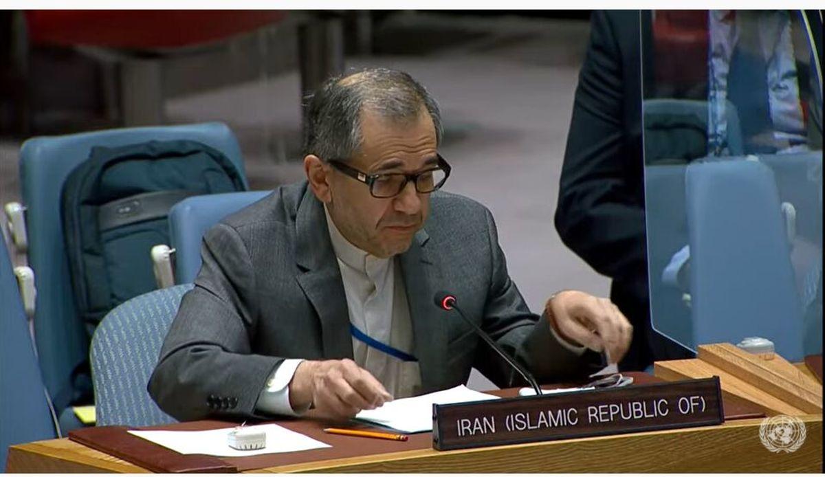 حمایت ایران از کوبا در مبارزه علیه اقدامات آمریکا