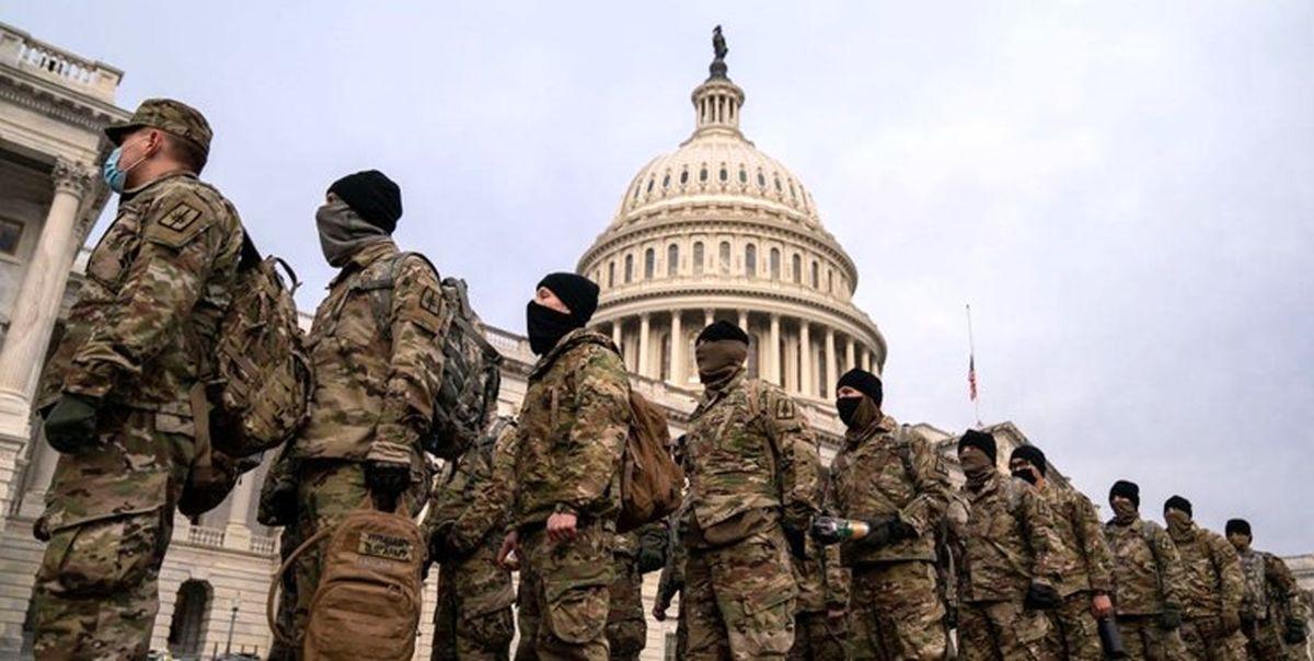 ترس و وحشت در واشنگتن