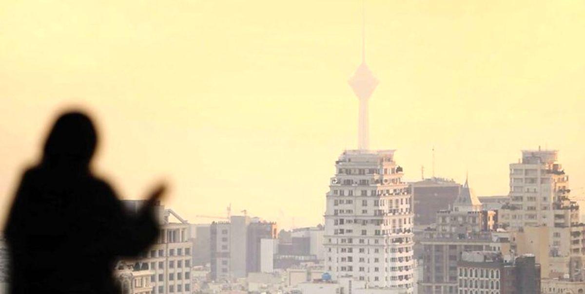از فردا هوای کدام شهرها آلوده میشود؟