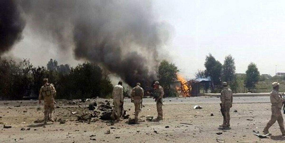 حمله به ۲ کاروان لجستیک نظامیان آمریکا در عراق