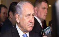 نتانیاهو بالاخره با ضربوزور رفت