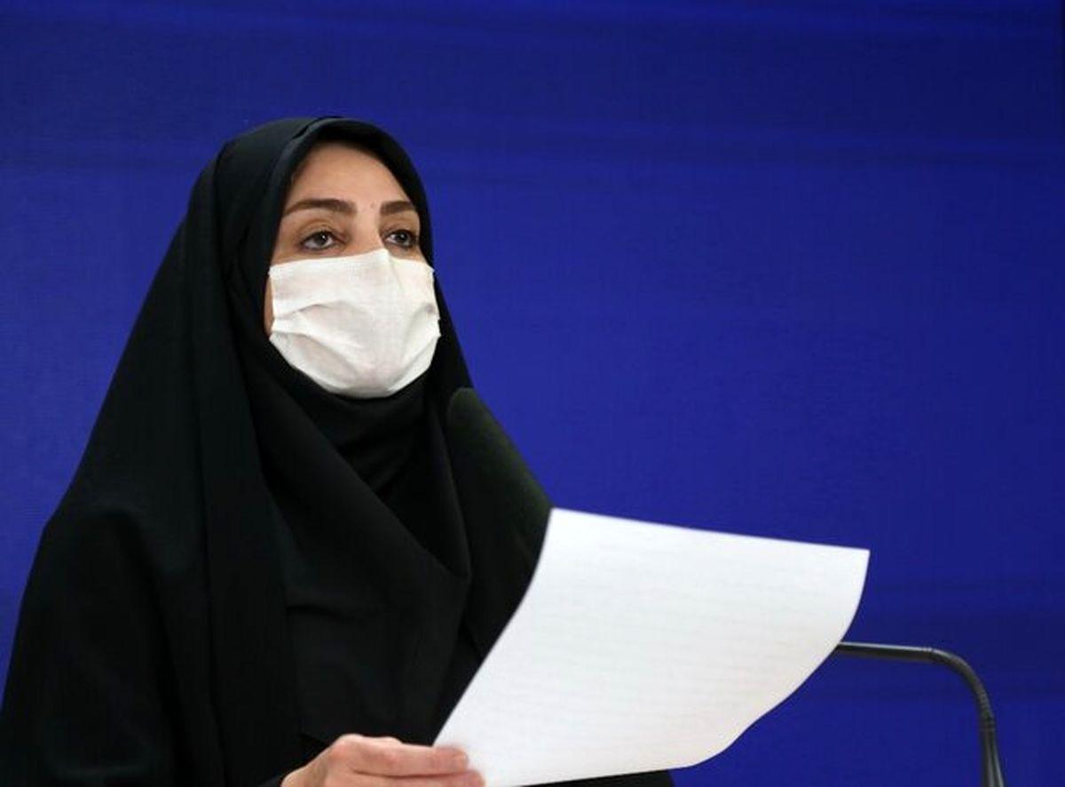 آمار جدید کرونا در ایران/ ۸۲ فوتی و ۸۲۱۲ مبتلای جدید