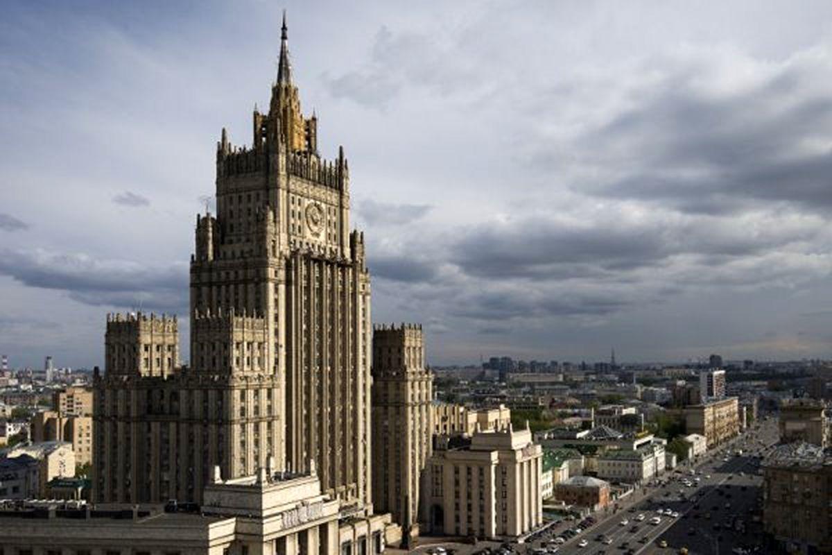اخراج جاسوس اوکراینی از مسکو