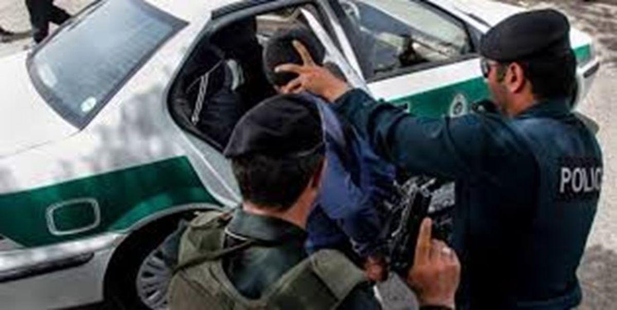 ماجرای تیراندازی هوایی در خیابان حر مشهد