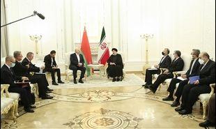 تصاویر: دیدار رئیس جمهور بلاروس با رئیسی در تاجیکستان