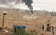 حمله هوایی به مرز عراق و سوریه