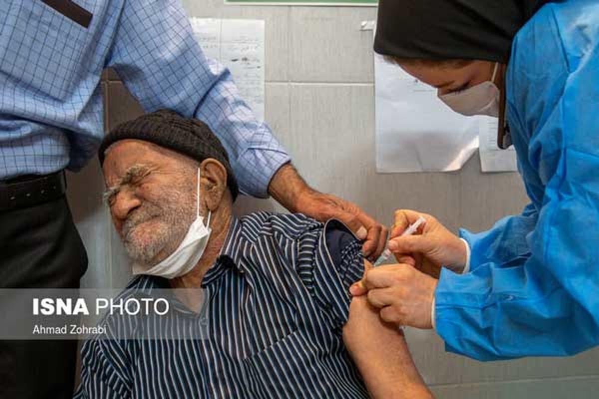 تصویر خبرساز پرستار ایرانی +عکس