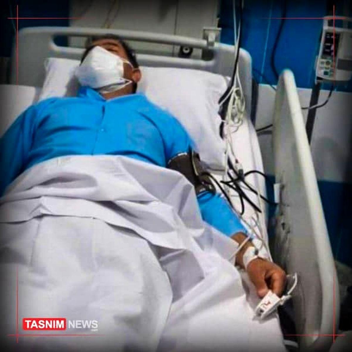 ماجرای خونریزی پزشک ایرانی پس از تزریق واکسن روسی +عکس