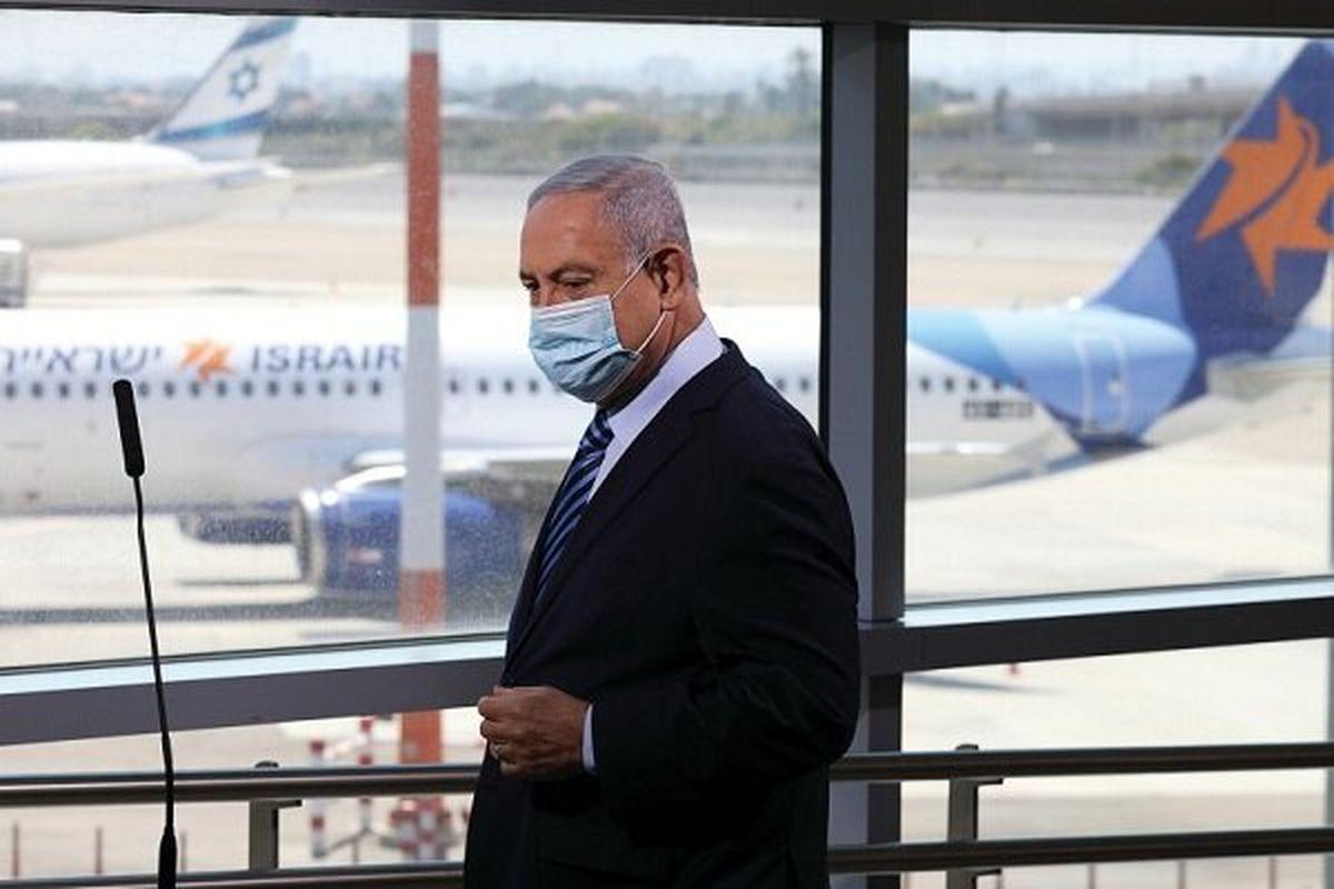 خبری فوری الجزیره از سفر نتانیاهو به امارات