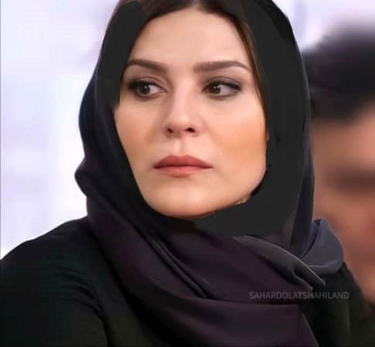 سحر دولتشاهی از حلقه ازدواج خود رونمایی کرد