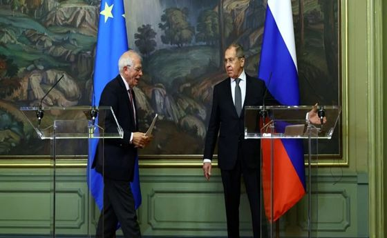 جواب هوشمندانه مسکو به «بورل»