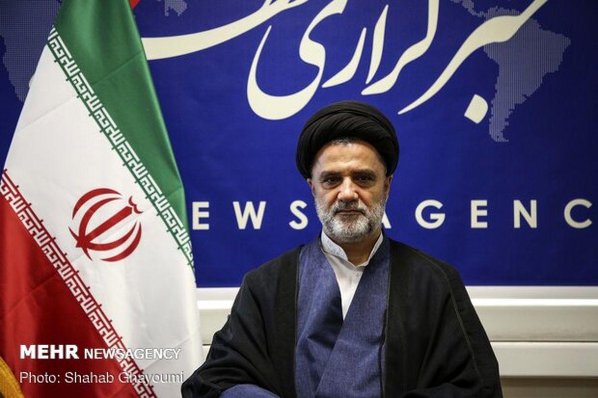 نبویان: واگذاری جزایر ایران به چین دروغ محض است