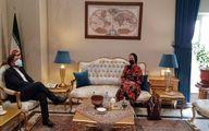 رایزنی سخنگوی وزارت خارجه روسیه با ایران در تهران