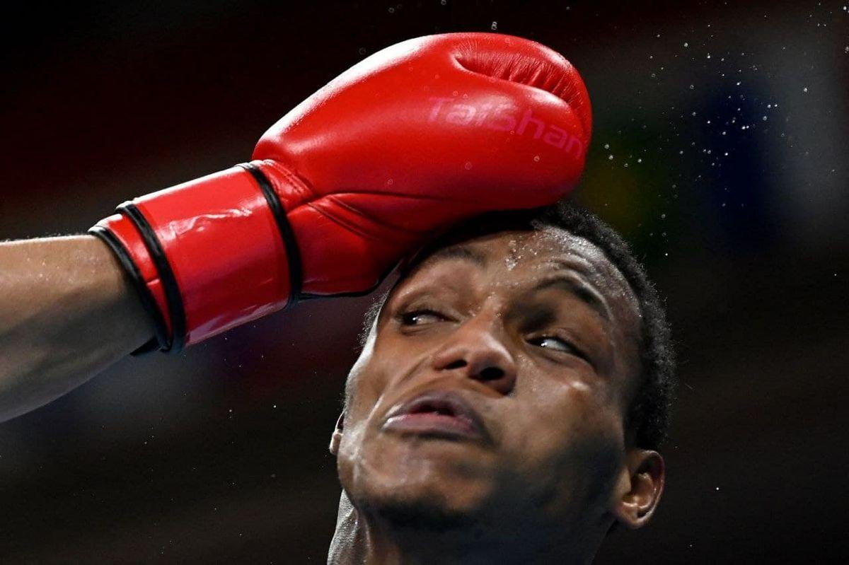 تصاویر منتخب خبرگزاری فرانسه از مسابقات بوکس المپیک توکیو
