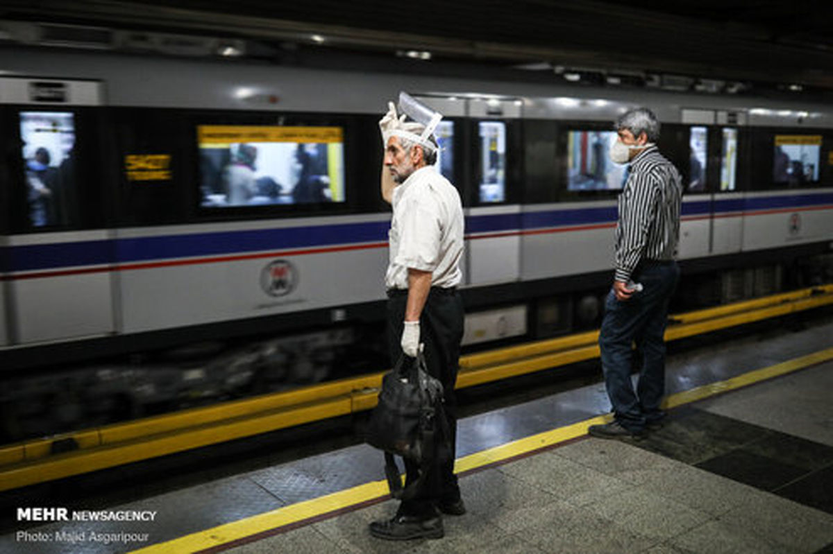 تصاویر: روزهای شلوغ تهران