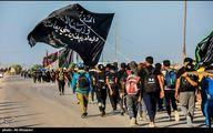تصاویر: پیاده روی اربعین حسینی در عراق