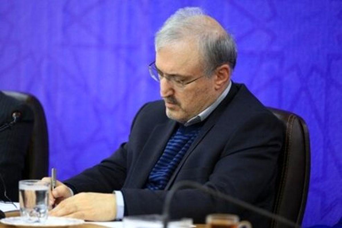 نامه نمکی به وزیر کشور: جلوی ورود مسافر به شمال را بگیرید
