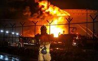 جزئیات انفجار در پالایشگاه نفت تهران +اسامی قربانیان