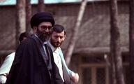 تصاویر: مرحوم سیدمحمد میرمحمدی در کنار رهبر انقلاب