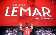 فیلم: توماس لمار خرید جدید باشگاه اتلتیکو مادرید