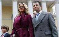 عروس ترامپ با ۵ فرزند طلاق گرفت! +عکس