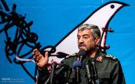 سرلشکر جعفری: سپاه و مردم توطئههای دشمن را خنثی کرده است