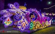 تصاویر: سال نو در سنگاپور