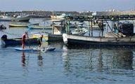 رژیم صهیونیستی محدوده صیادی در غزه را کاهش داد