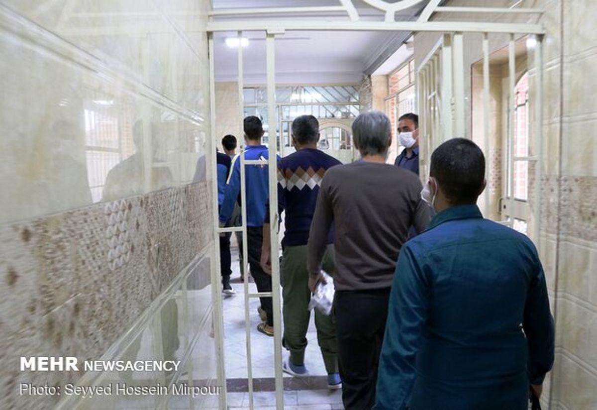 انتقال نخستین زندانی ایرانی از چین