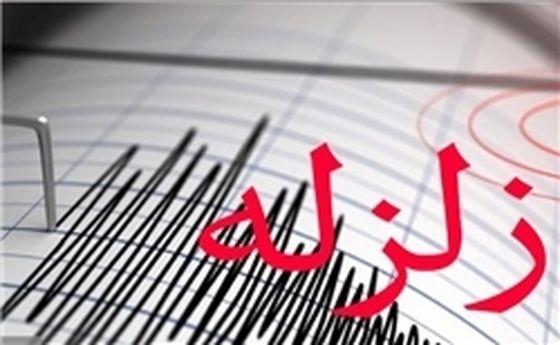 زلزله ۴ ریشتری حوالی قصرشیرین را لرزاند