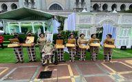 جشن عروسی ۱۰ هزار نفری پسر وزیر سوژه شد! +تصاویر