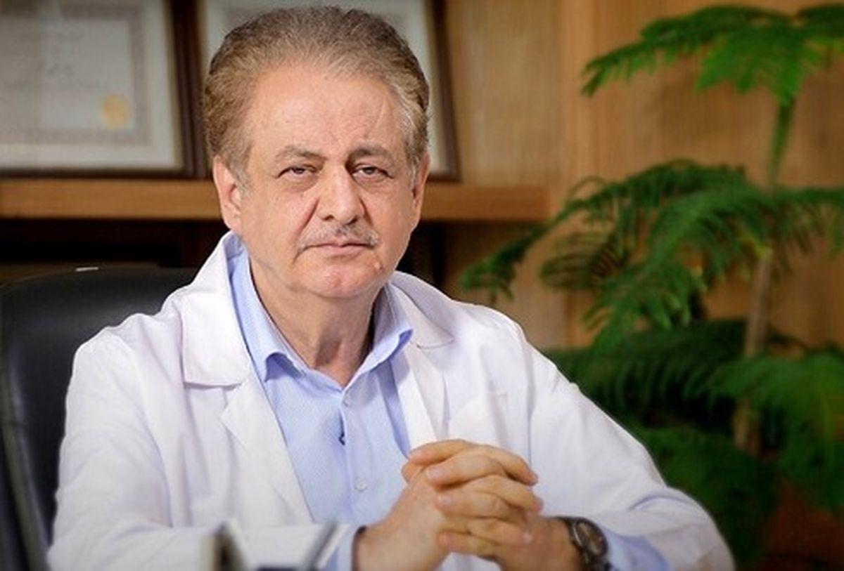 دکتر مردانی: مراکز درمانی تخت خالی ندارند