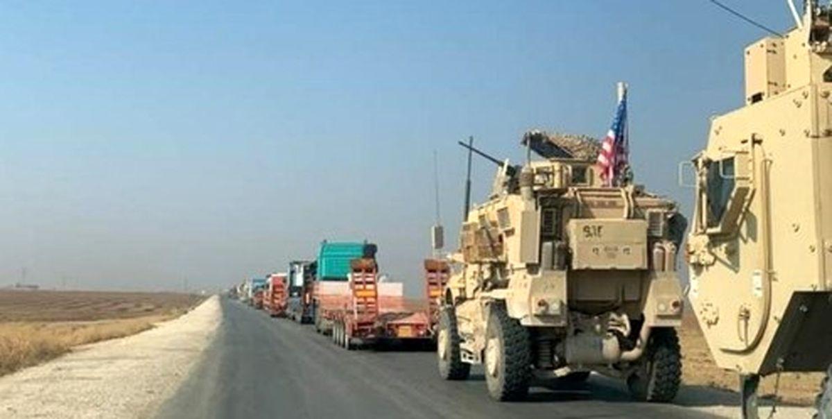 حمله دوباره به کاروان لجستیک نظامیان آمریکا در عراق